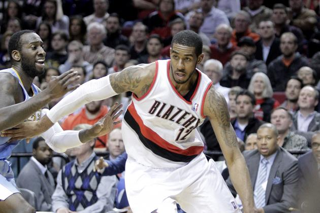 LaMarcus Aldridge Done as Robin, Pleased to Be Portland Trail Blazers' Batman