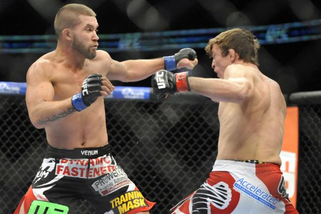 UFC on Fox 10: What We Learned from Darren Elkins vs. Jeremy Stephens