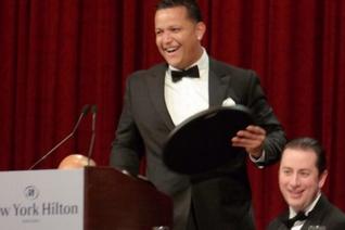 Cabrera Accepts AL MVP Award