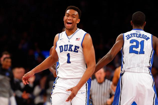 Jabari Parker's Quiet Struggles Continue to Cloud Duke's Recent Run of Success