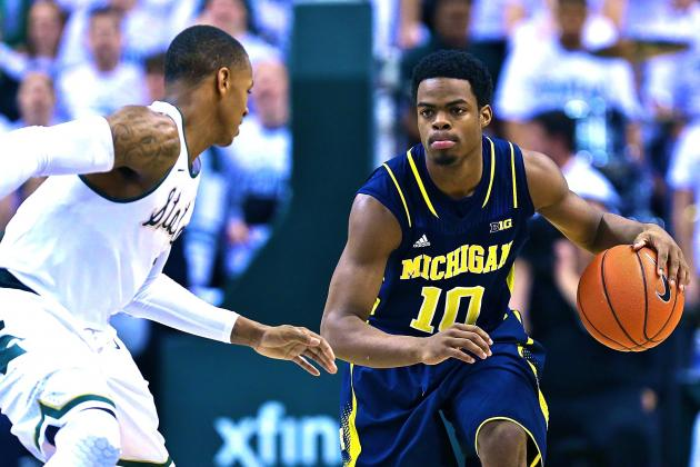 Michigan vs. Michigan State: Live Score, Highlights and Reaction