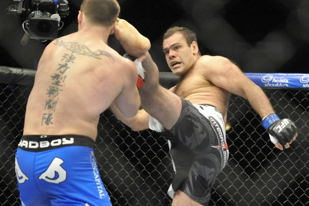 UFC on Fox 10 Results: 3 Fights for Gabriel Gonzaga to Take Next
