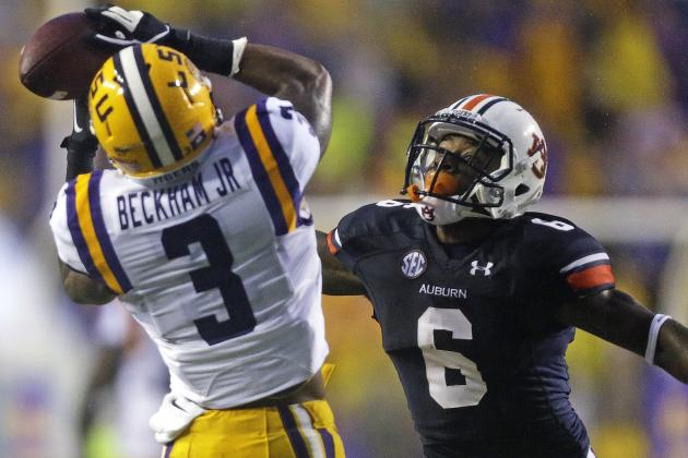 Odell Beckham Jr. Scouting Report: NFL Outlook for LSU WR