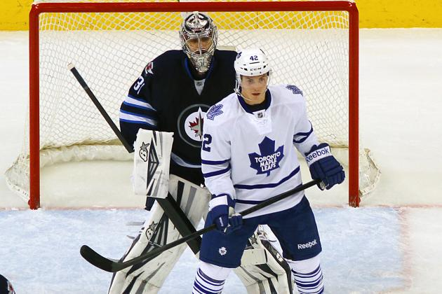 Surging Jets Beat Maple Leafs in OT