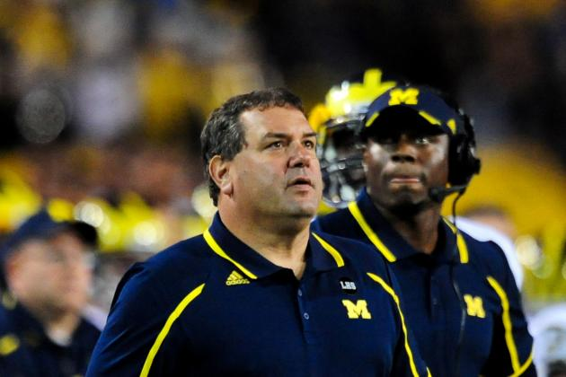 Michigan Football: Has Brady Hoke Taken Back Seat to Basketball, John Beilein?