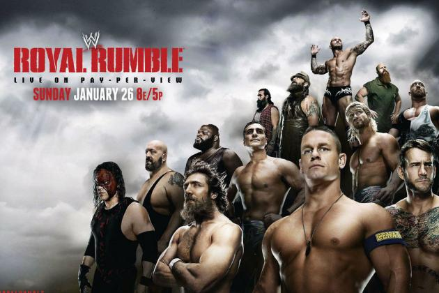 WWE Royal Rumble 2014 Results: Live Reaction and Review