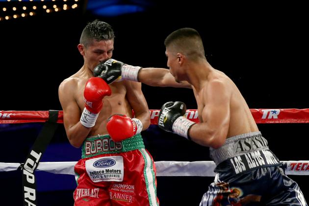 Mikey Garcia vs. Juan Carlos Burgos: Winner, Scorecard and Analysis