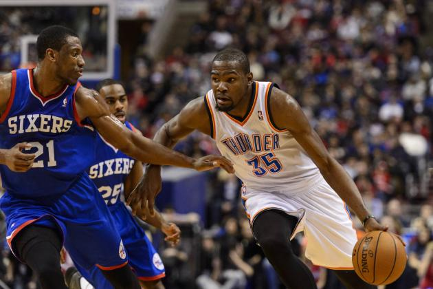 Kevin Durant Cements Himself as MVP Frontrunner with Triple-Double in Return