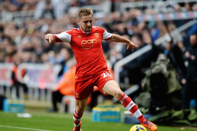 Manchester United Transfer News: Red Devils Wise to Chase Luke Shaw
