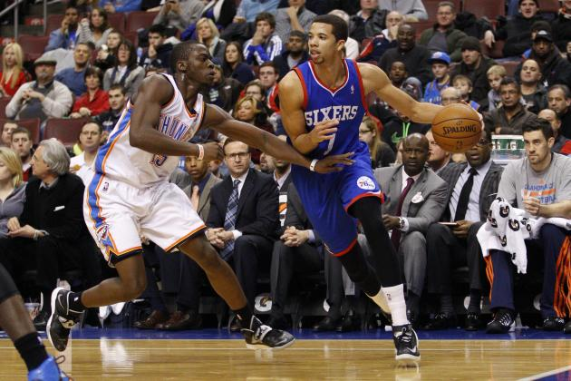 Can Michael Carter-Williams Follow Damian Lillard/Kyrie Irving Path to Stardom?