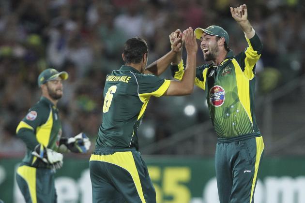 Australia vs. England, 5th ODI: Video Highlights, Scorecard and Report
