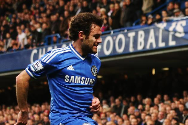 Timeline of Chelsea Fans' Reaction to Juan Mata Manchester United Transfer