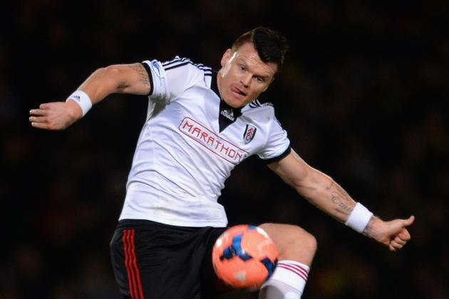 John Arne Riise Forced off with Injury