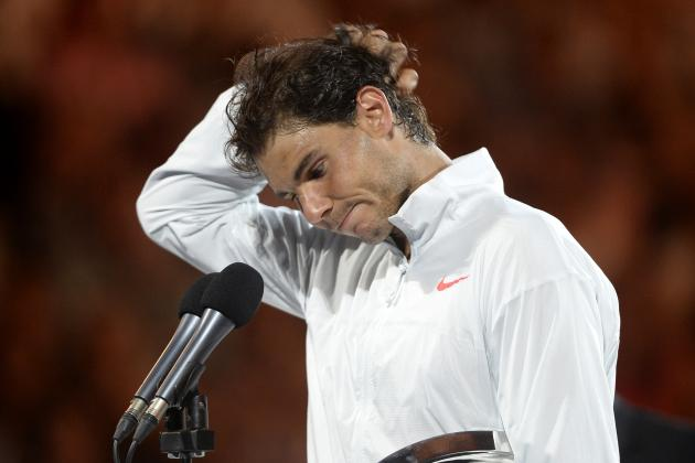 Australian Open 2014 Men's Final: Defeat Isn't Worrying Sign for Rafael Nadal