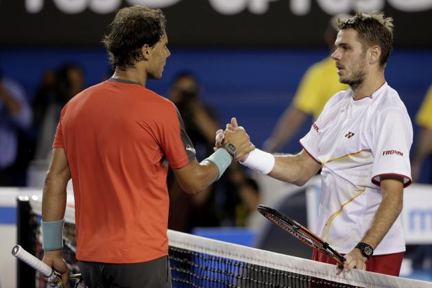 Nadal vs. Wawrinka: Breaking Down 2014 Australian Open Final's Key Moments