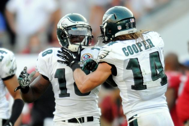 Receiver Draft Class May Determine Eagles Future of Cooper, Maclin