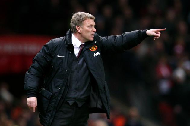 Manchester United Transfer News: David Moyes Eager to Continue Overhaul