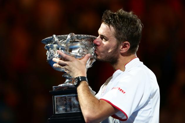 Nadal vs. Wawrinka: Where Australian Open Final Stands Among Grand Slam Upsets