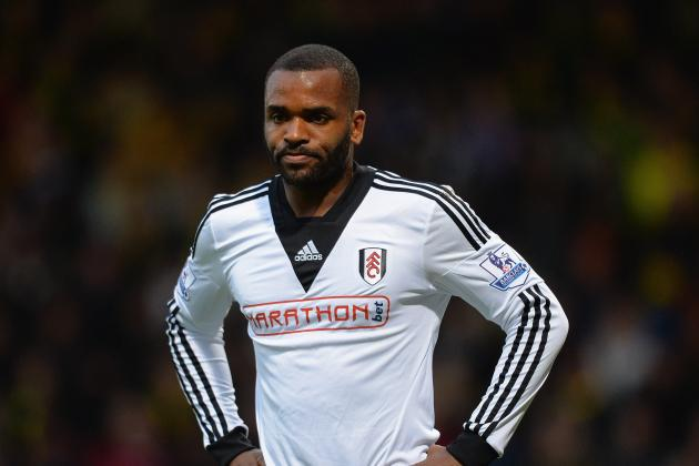 GIF: Darren Bent Squanders Golden Opportunity for Fulham to Win FA Cup Match