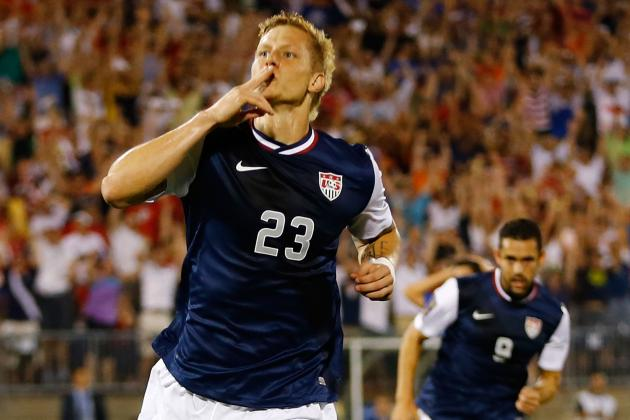 Americans Abroad Wrap: Goals for Aron Johannsson, Brek Shea and Timmy Chandler
