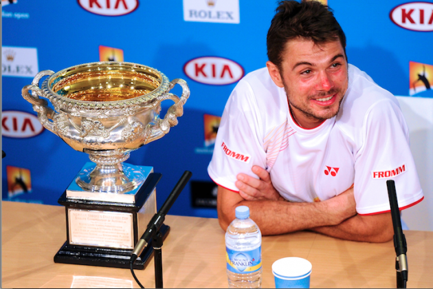 Stranger Than Fiction: Wawrinka Upsets Nadal in Bizarre Australian Open Final