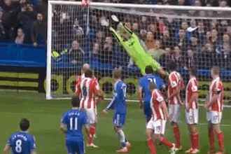 GIF: Oscar Hits Free-Kick Golazo to Give Chelsea the Lead