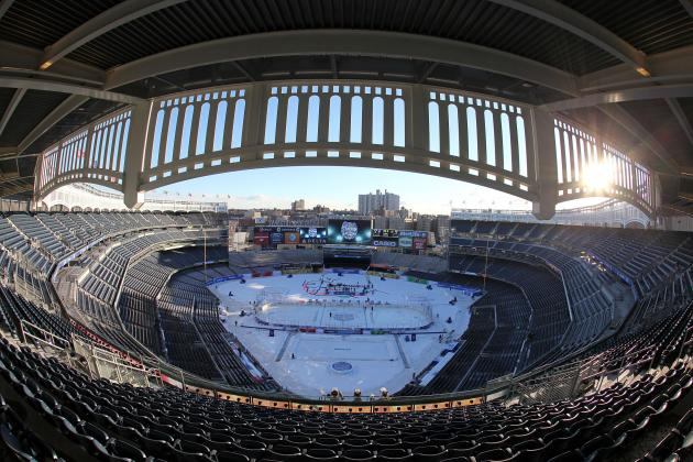 Rangers vs. Islanders: Date, Start Time, TV Schedule for Game at Yankee Stadium