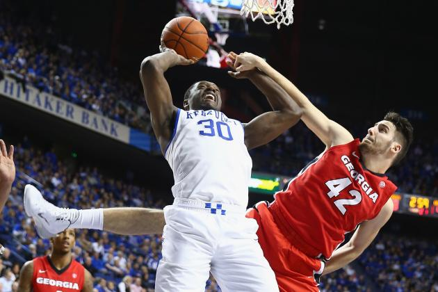 Takeaways from Kentucky Wildcats' 79-54 Win over Georgia Bulldogs