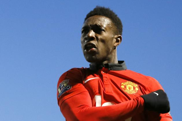 The Evolution of Manchester United's Danny Welbeck