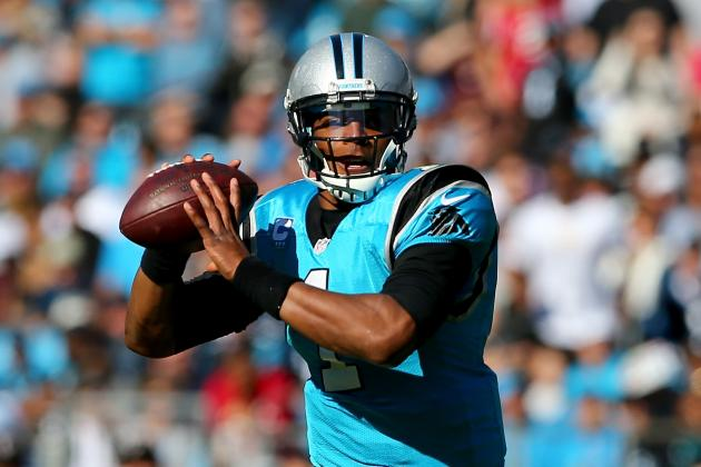 Cam Newton Still Salty About Panthers' Playoff Loss (To a Degree)