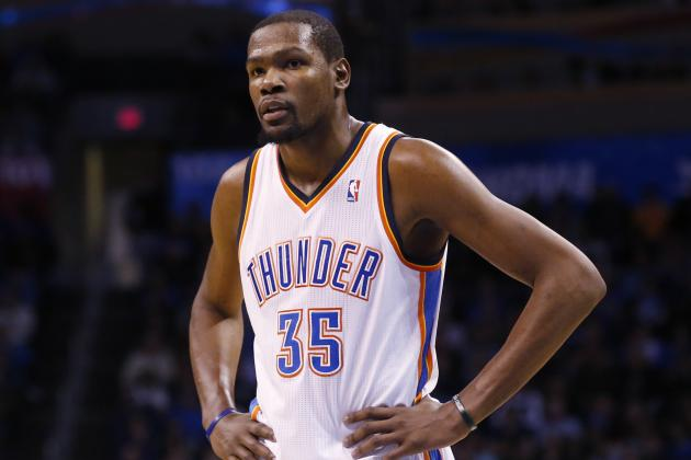 Kevin Durant's Evolution Pushing OKC Thunder's Ceiling Higher Than Ever