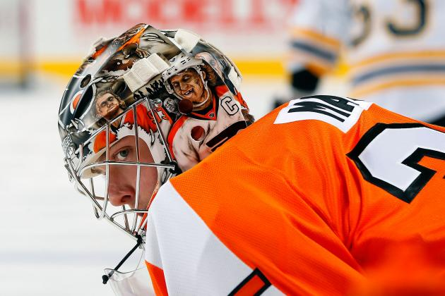 Examining Greatness of Steve Mason's Zombie Mask