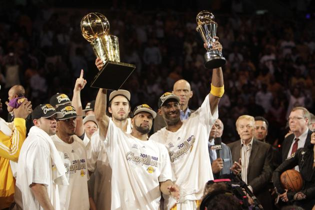 Why the Los Angeles Lakers Are Only 3 Years from Another NBA Title