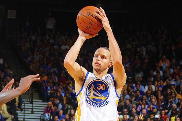 NBA All-Star 2014: Stephen Curry, Kevin Love Reportedly Highlight 3-Point Field