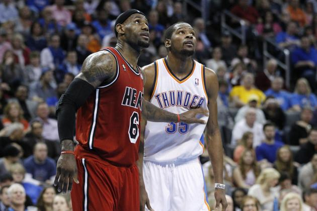 Is LeBron James Feeling Threatened as NBA's Most Talented Star?