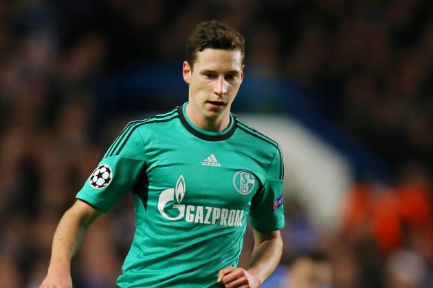 Arsenal Transfer News: Arsene Wenger Should Pursue Julian Draxler