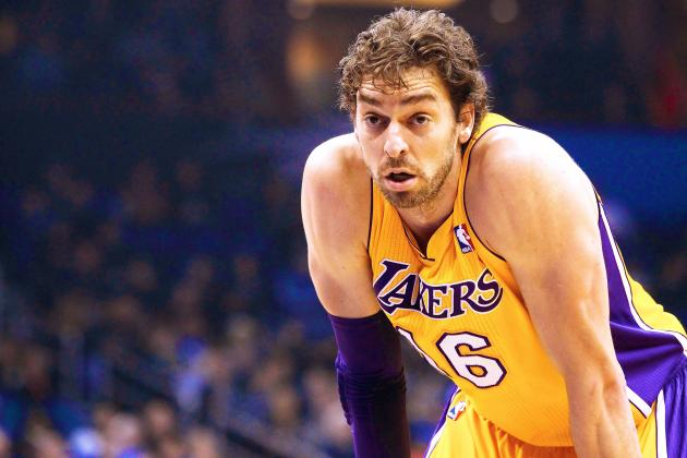 Kobe Bryant Says Pau Gasol Had 'Tantrum' After Lakers Loss to Orlando Magic