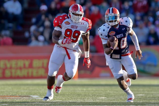 NFL Draft 2014: Examining Top Prospects Following Senior Bowl