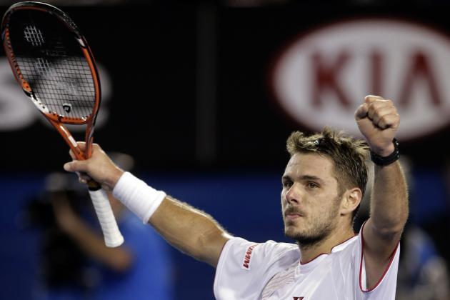 Australian Open 2014 Men's Final: Stanislas Wawrinka Cements Star Status