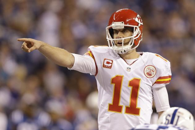 Leading Off: Would Alex Smith Have Won Game for 49ers?