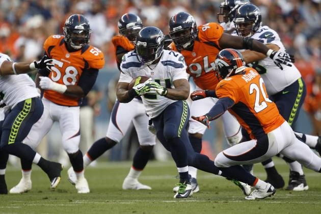 Seahawks vs. Broncos Predictions: Projecting Stats for Top Stars in Super Bowl