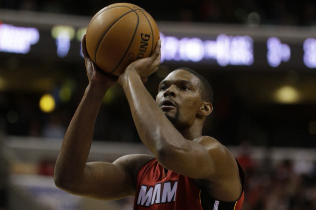 Miami Heat Completely Different Team with Efficient Chris Bosh