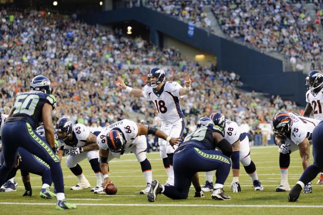 Super Bowl 2014 Point Spread: Projecting Over-Under for Seahawks vs. Broncos