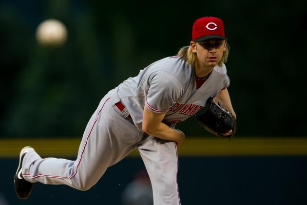 Bronson Arroyo Is Another Innings Eater for Rangers to Consider