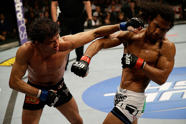 UFC on FOX 10: Gilbert Melendez Should Get Next LW Title Shot, Not Henderson
