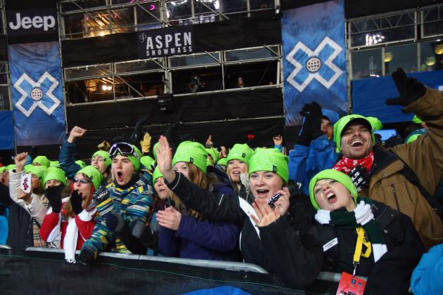 Winter X Games 2014: Breaking Down Action from Day 4 in Aspen