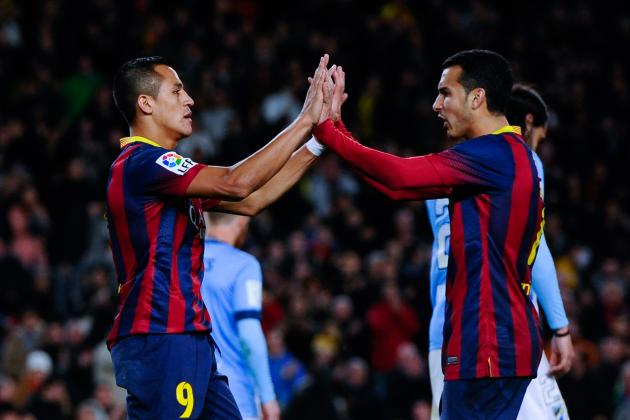 Pedro and Alexis Show That Signing Neymar Was Unnecessary