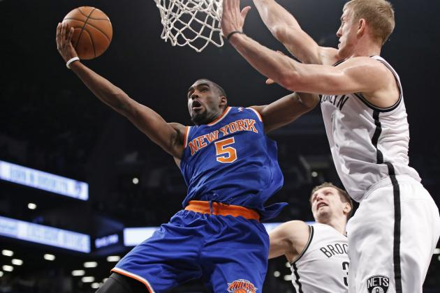Can Tim Hardaway Jr Be Long-Term Building Block for Carmelo Anthony?