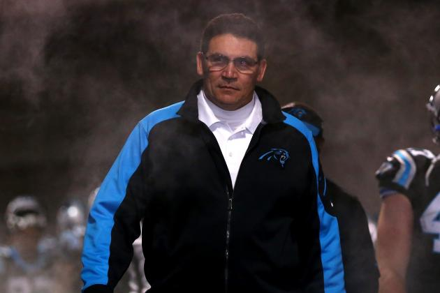 Panthers, Rivera to Begin Contract Extension Negotiations