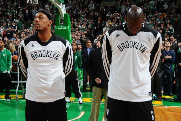 Boston Celtics Honor Paul Pierce, Kevin Garnett with Video Tribute